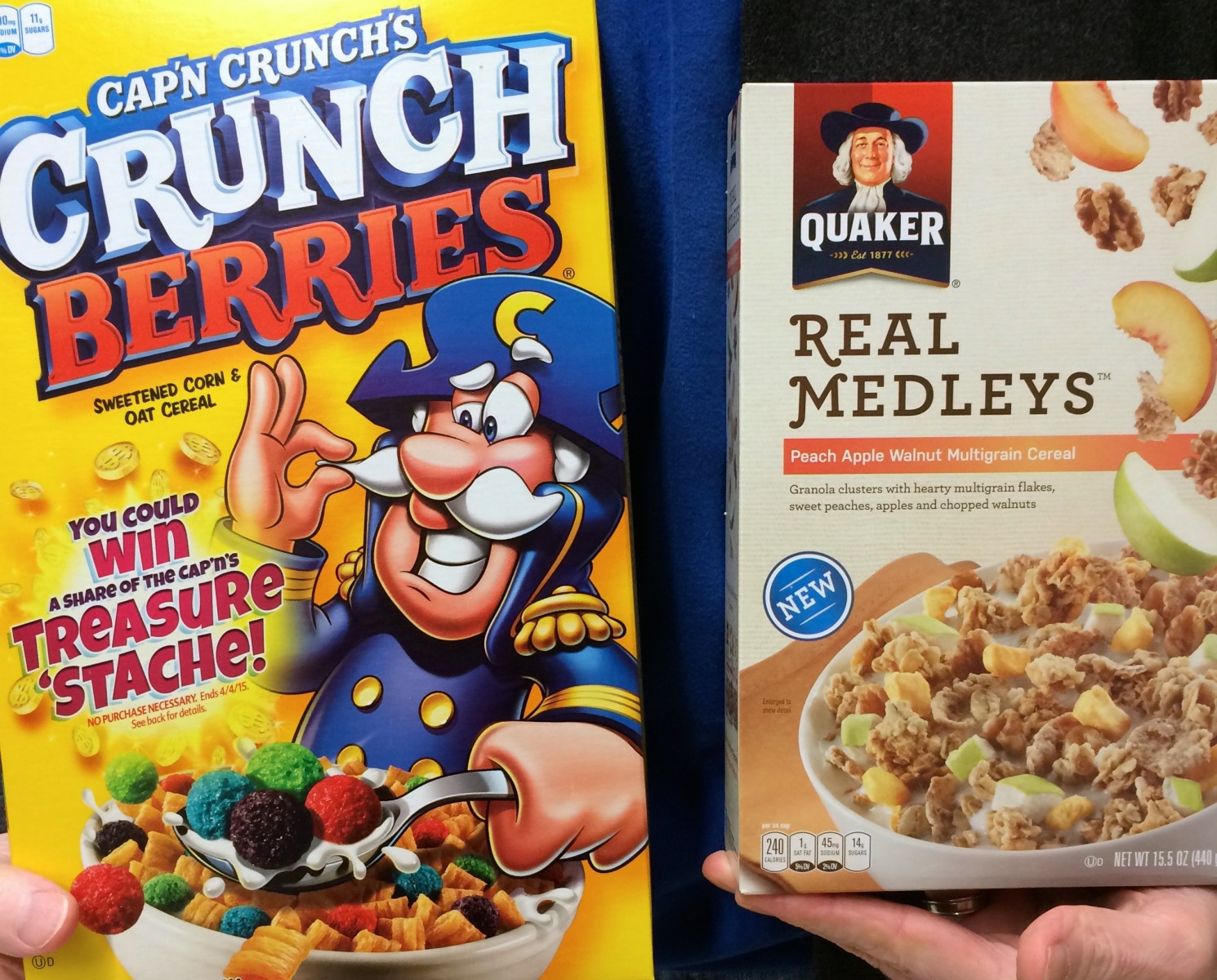 cereal comp